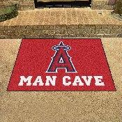 MLB - Los Angeles Angels Man Cave All-Star Mat 33.75x42.5