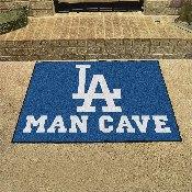 MLB - Los Angeles Dodgers Man Cave All-Star Mat 33.75x42.5
