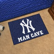 MLB - New York Yankees Man Cave Starter Rug 19x30