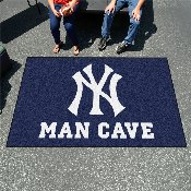 MLB - New York Yankees Man Cave UltiMat 5'x8' Rug