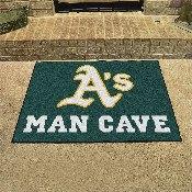 MLB - Oakland Athletics Man Cave All-Star Mat 33.75x42.5