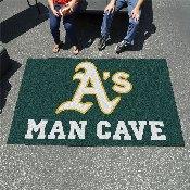 MLB - Oakland Athletics Man Cave UltiMat 5'x8' Rug