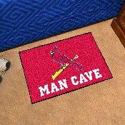 MLB - St. louis Cardinals Man Cave Starter Rug 19x30