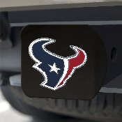 NFL - Houston Texans Color Hitch Cover - Black3.4