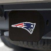 NFL - New England Patriots Color Hitch Cover - Black3.4