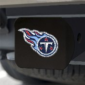 NFL - Tennessee Titans Color Hitch Cover - Black3.4