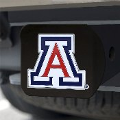 University of Arizona Color Hitch Black 3.4x4