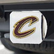 NBA - Cleveland Cavaliers Color Hitch Chrome 3.4x4