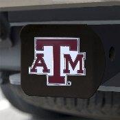 Texas A&M University Color Hitch Black 3.4x4