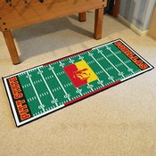 Pittsburg State University Football Field Runner 30