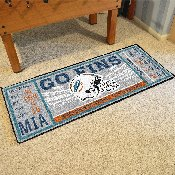 NFL - Miami Dolphins Ticket Runner 30x72