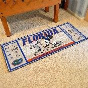 University of Florida Ticket Runner 30x72