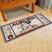 Auburn University Ticket Runner 30x72