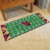 NFL - Arizona Cardinals XFIT Football Field Runner 30