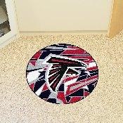 NFL - Atlanta Falcons XFIT Roundel Mat 27