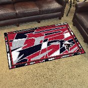 NFL - Atlanta Falcons XFIT 4x6 Rug 44
