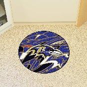 NFL - Baltimore Ravens XFIT Roundel Mat 27