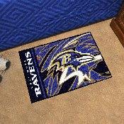 NFL - Baltimore Ravens XFIT Starter Mat 19