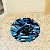 NFL - Carolina Panthers XFIT Roundel Mat 27