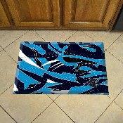 NFL - Carolina Panthers XFIT Scraper Mat 19