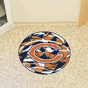 NFL - Chicago Bears XFIT Roundel Mat 27