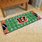 NFL - Cincinnati Bengals XFIT Football Field Runner 30