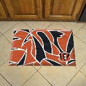 NFL - Cincinnati Bengals XFIT Scraper Mat 19