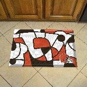 NFL - Cleveland Browns XFIT Scraper Mat 19