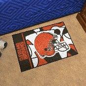 NFL - Cleveland Browns XFIT Starter Mat 19