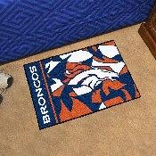 NFL - Denver Broncos XFIT Starter Mat 19