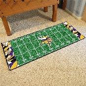 NFL - Minnesota Vikings XFIT Football Field Runner 30