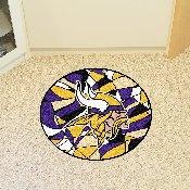NFL - Minnesota Vikings XFIT Roundel Mat 27