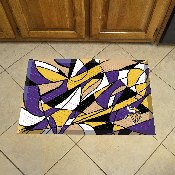 NFL - Minnesota Vikings XFIT Scraper Mat 19