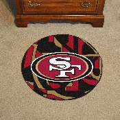 NFL - San Francisco 49ers XFIT Roundel Mat 27