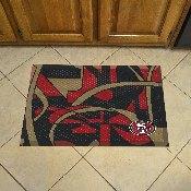 NFL - San Francisco 49ers XFIT Scraper Mat 19