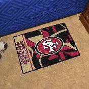 NFL - San Francisco 49ers XFIT Starter Mat 19