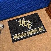 University of Central Florida Starter Mat 19