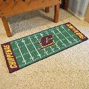 Central Michigan University Football Field Runner 30x72