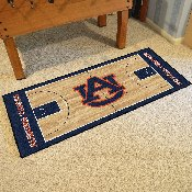 "Auburn University NCAA Basketball Runner 30""x72"""