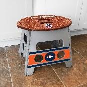 NFL - Denver Broncos Folding Step Stool 14x13