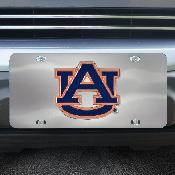 Auburn University Diecast License Plate 12X6