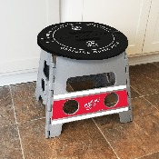 NHL - Detroit Red Wings Folding Step Stool 14x13