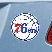 NBA - Philadelphia 76ers Color Emblem 3