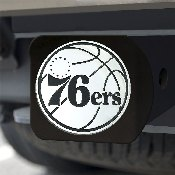 NBA - Philadelphia 76ers Hitch Cover 3.4Inchx4Inch