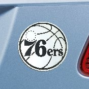 NBA - Philadelphia 76ers Chrome Emblem 3