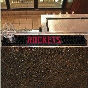NBA - Houston Rockets Drink Mat 3.25x24