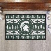 Michigan State University Holiday Sweater Starter 19