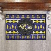 NFL - Baltimore Ravens Holiday Sweater Starter 19