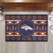 NFL - Denver Broncos Holiday Sweater Starter 19