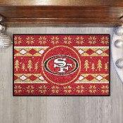 NFL - San Francisco 49ers Holiday Sweater Starter 19